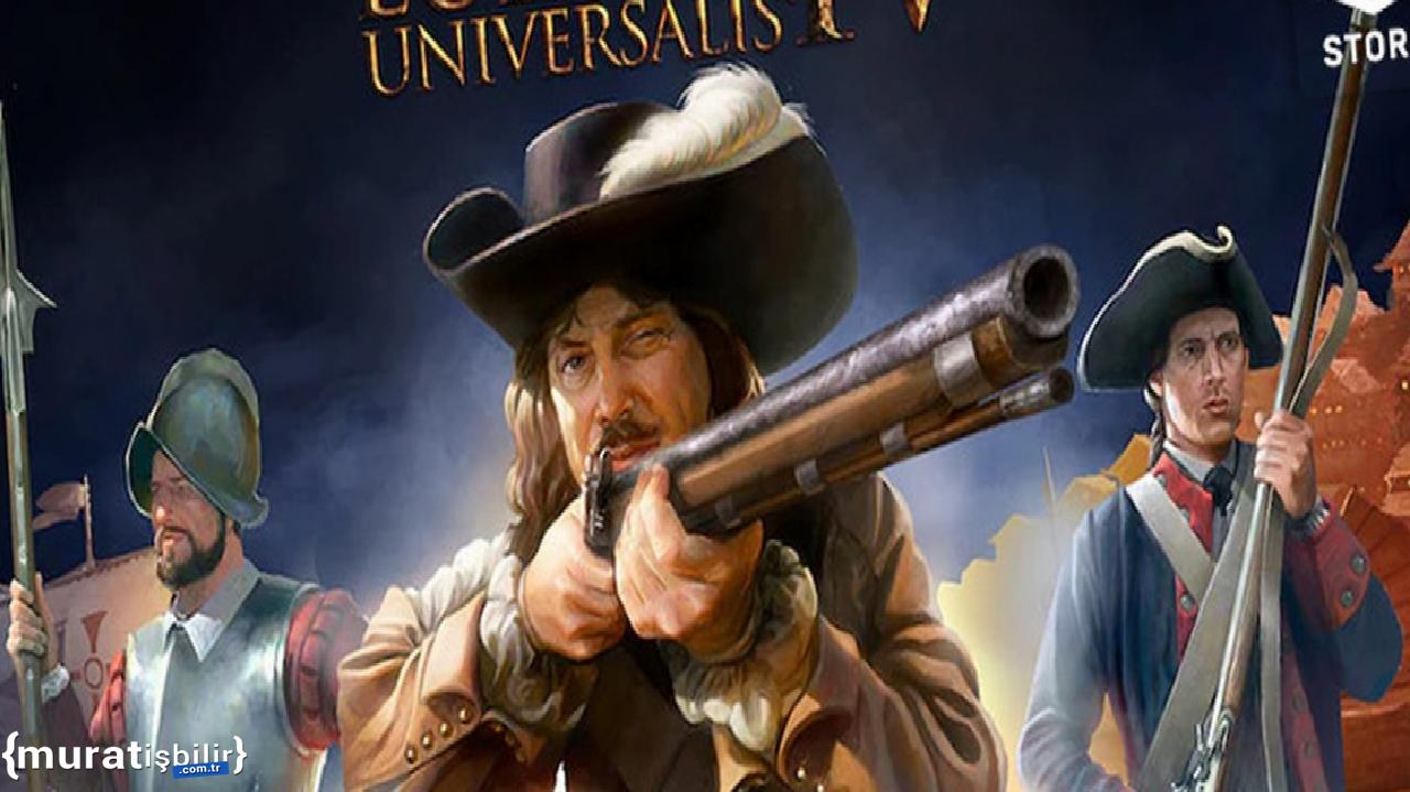 Europa Universalis IV, Epic Games Store'da Ücretsiz Oldu