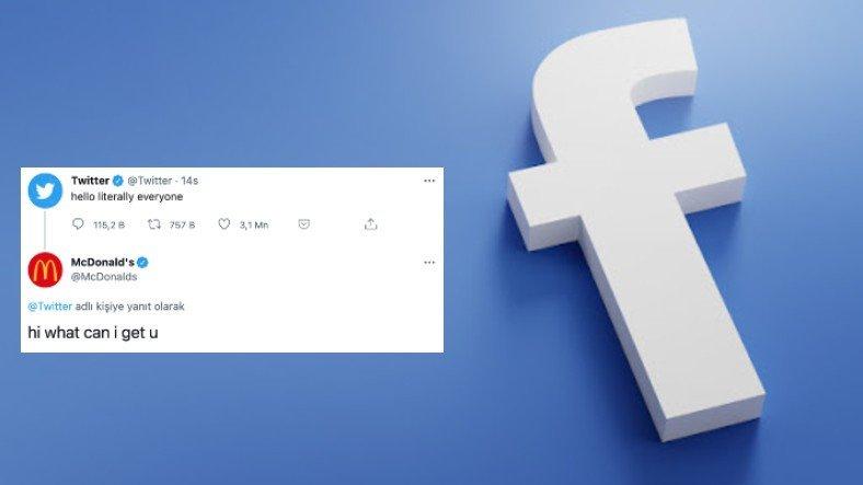 Facebook Kesintisi, Markaların Diline Düştü