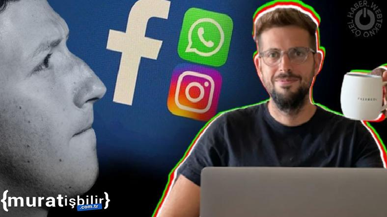 Facebook'ta Çalışan Türk Mühendis Çöküş Gecesini Anlattı