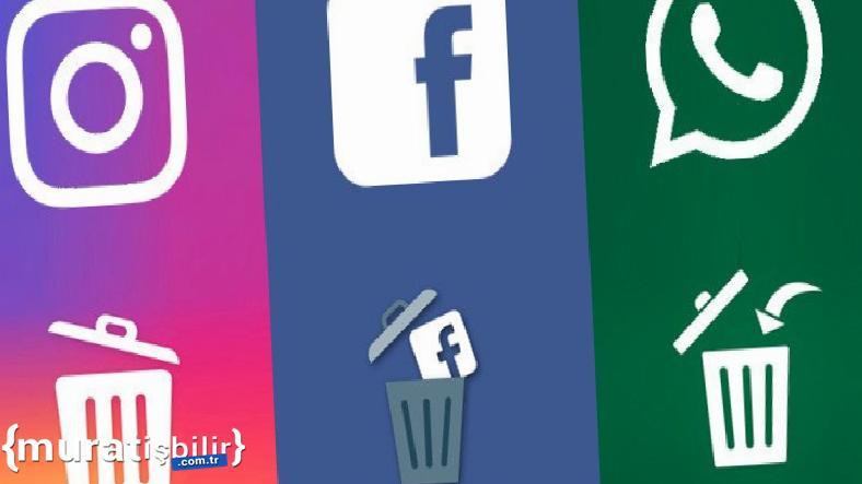 Facebook'u Tamamen Hayatınızdan Çıkartma Rehberi
