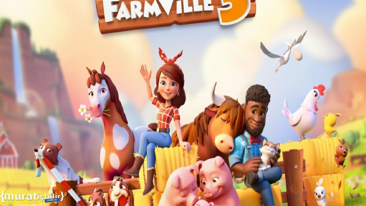 FarmVille 3 Geliyor