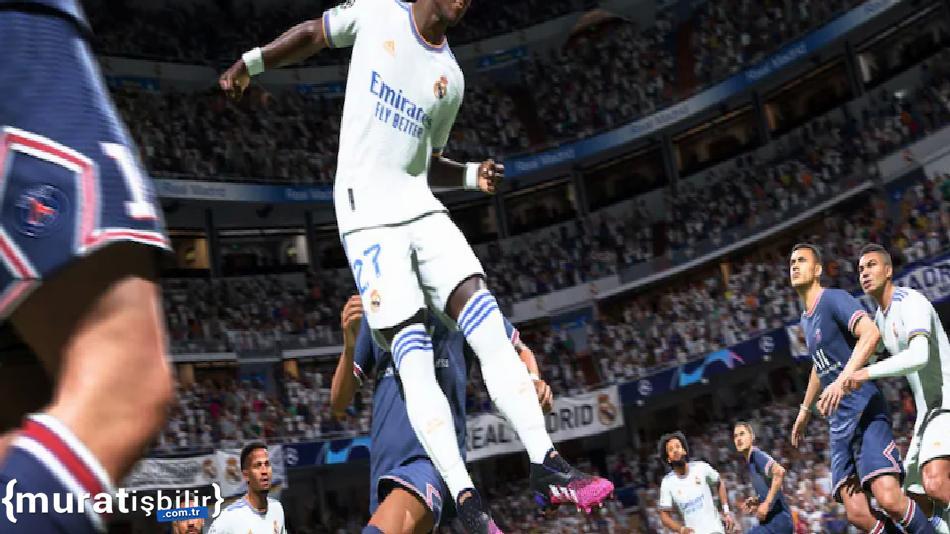 FIFA 22 İçin İlk Büyük Güncelleme Yayınlandı