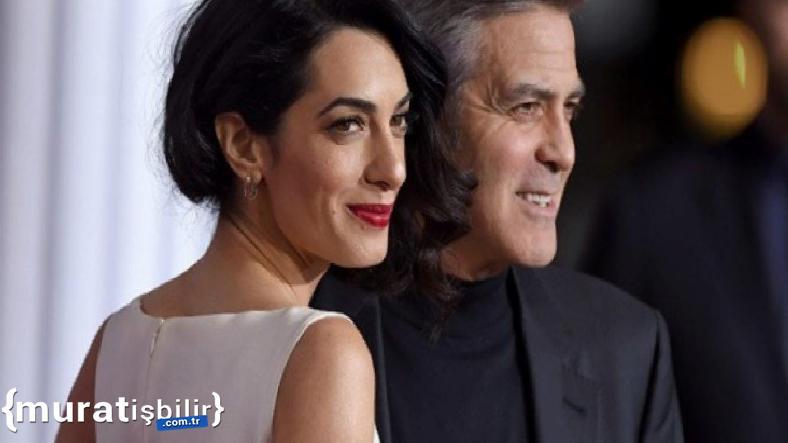 George Clooney'den Eşine 'Batman ve Robin' Yasağı