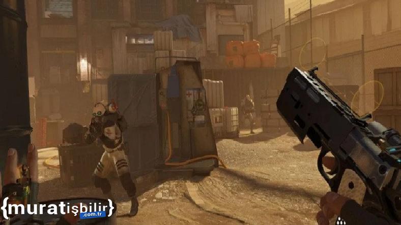 Half-Life: Alyx'i VR'sız Oynatan Modun Yapımı Bitmek Üzere