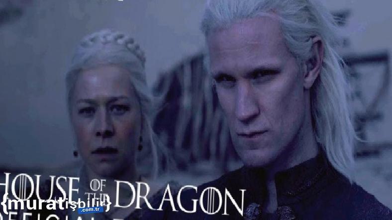 'House Of The Dragon' Dizisinden İlk Fragman Yayınlandı