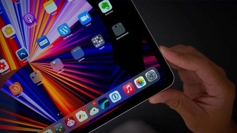 İddiaya Göre 2022 iPad Air'larda Yine LCD Ekran Kullanılacak