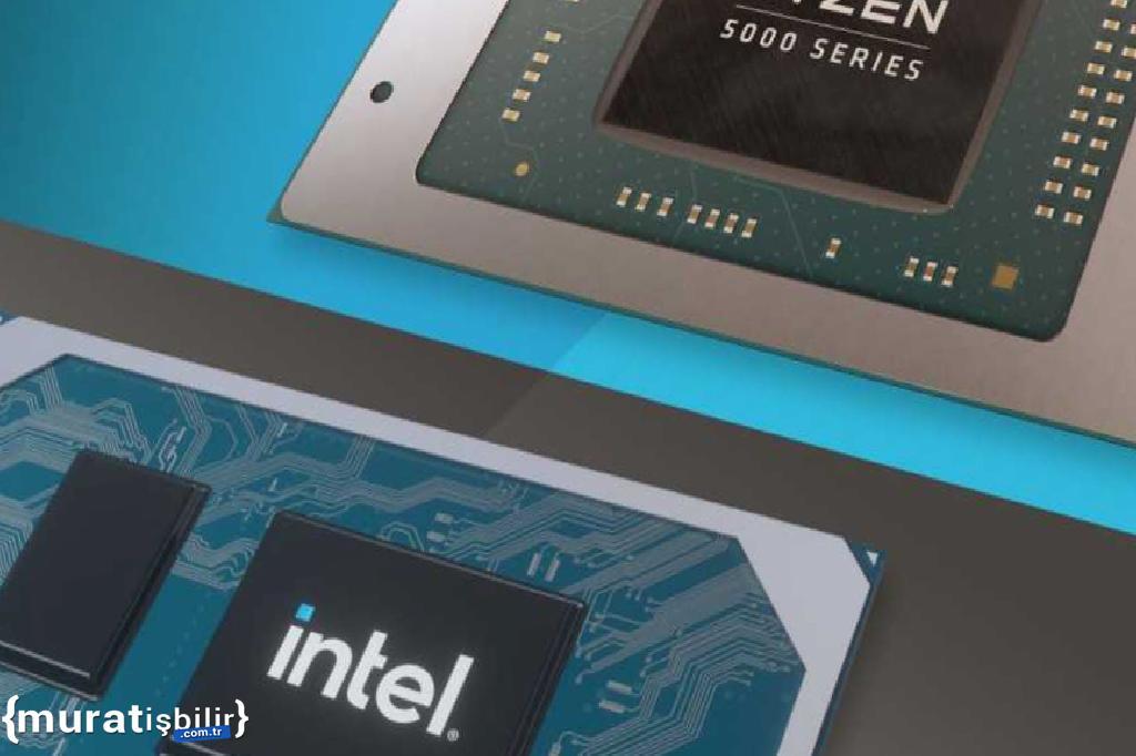 """Intel CEO'su: """"AMD'nin Liderliği Bitti"""""""