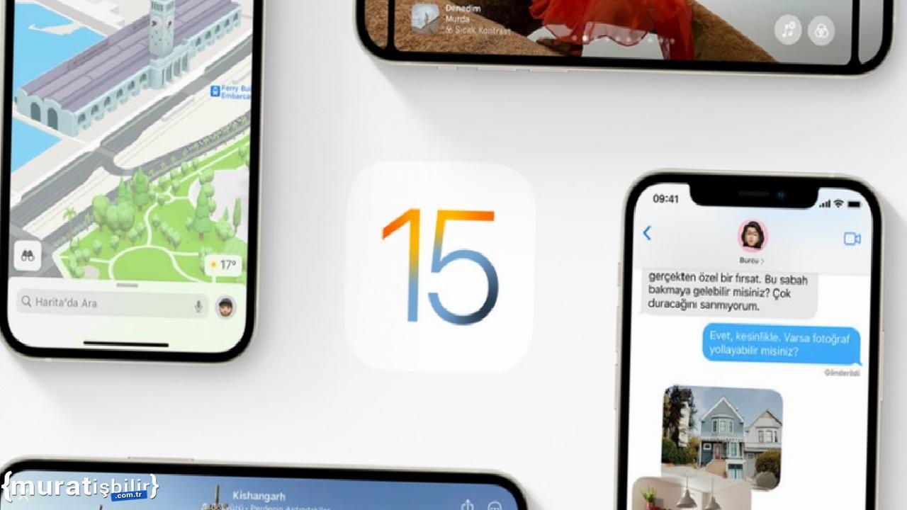 iOS 15.0.1 ve iPadOS 15.0.1 Güncellemesi Çıktı