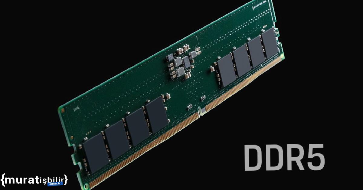 Kingston, DDR5 Belleklerde Intel Platform Onayı Alan İlk Tedarikçi Oldu