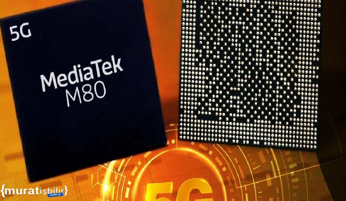 MediaTek, 2021'in İkinci Çeyreğinde Dünyanın En Büyük Çip Üreticisi Oldu