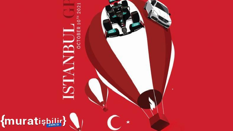 Mercedes F1 Takımı, Türk Bayrağını Hatalı Çizdi