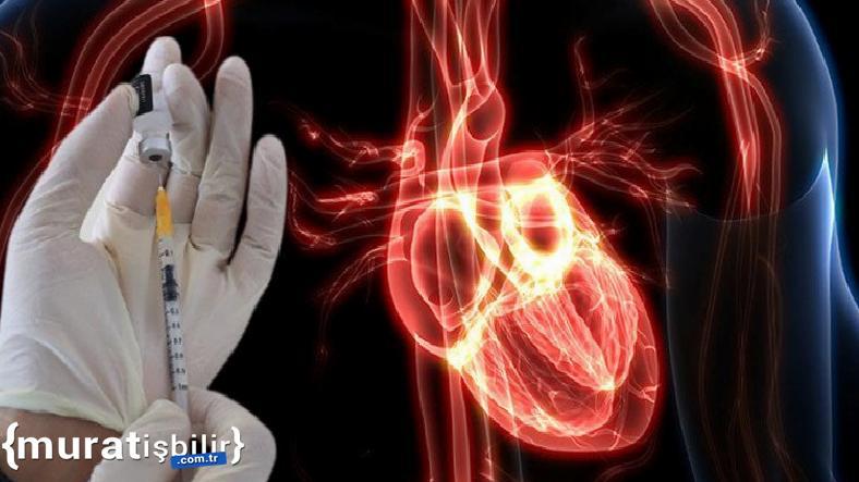 Moderna BioNTech'ten Daha Fazla Kalp iltihabına Neden Oluyor