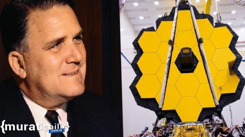 NASA, James Webb Teleskobu'nun İsmini Değiştirmeyecek