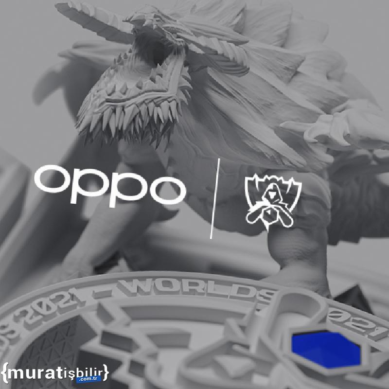 OPPO, 2021 League of Legends Dünya Şampiyonası İçin Riot Games ile Ortaklığını Duyurdu