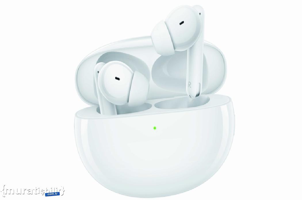 OPPO Yeni Nesil Kablosuz Kulaklığını Tanıttı: OPPO Enco Free2