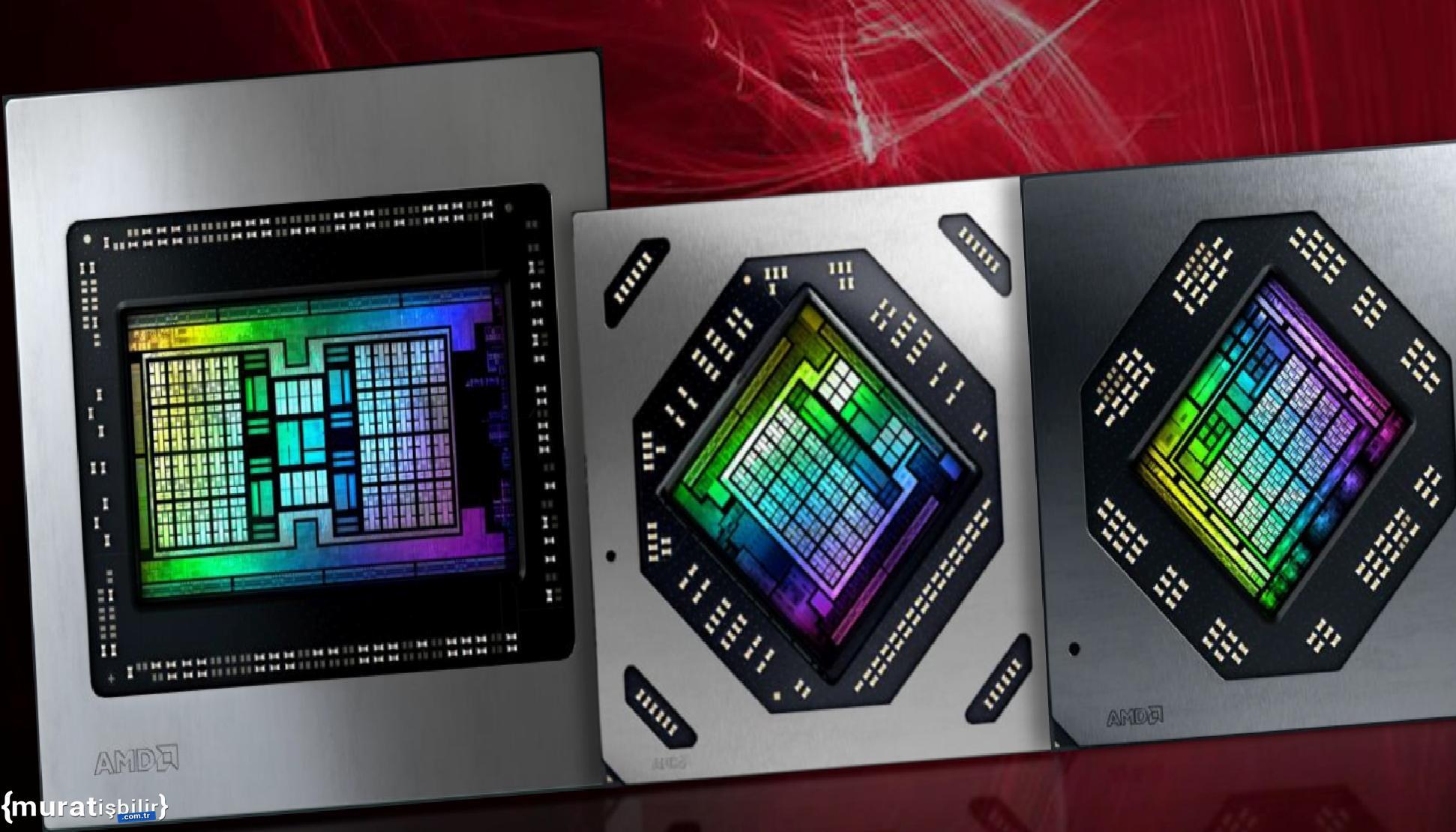 RDNA 3 Mimarili Navi 33 GPU, 4096 Çekirdekle Gelebilir