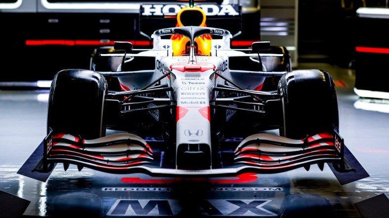 Red Bull, Türkiye GP'de Kırmızı Beyaz Araçlarla Yarışacak
