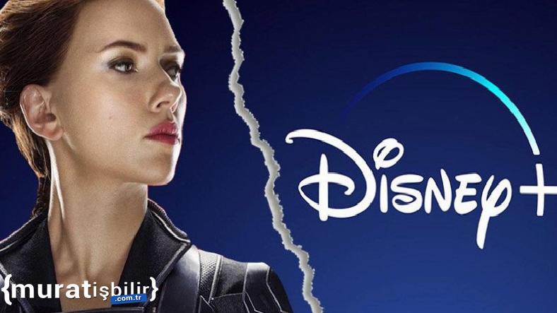 Scarlett Johansson ile Disney Arasındaki Anlaşmazlık Çözüldü