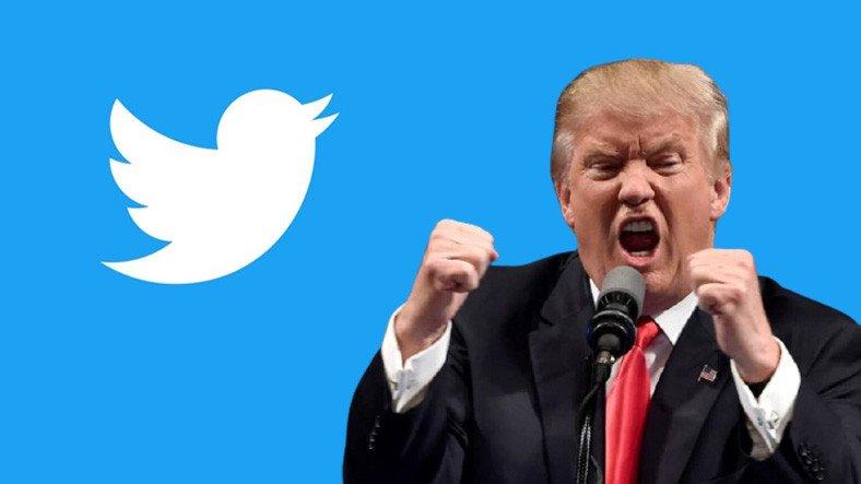 Sosyal Medya Hesapları Kapatılan Trump, Twitter'a Dava Açtı
