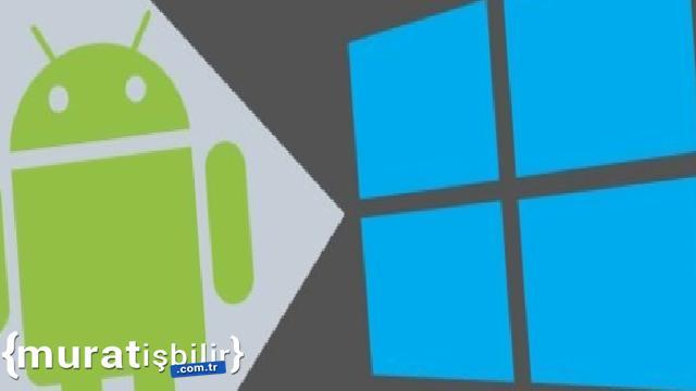Telefon ile Windows Kurulum USB'si Oluşturma Rehberi