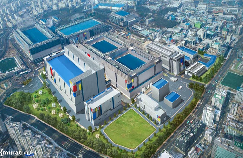 TSMC'yi Yakalamak İsteyen Samsung, 17 Milyar Dolarlık Tesis İnşa Ediyor