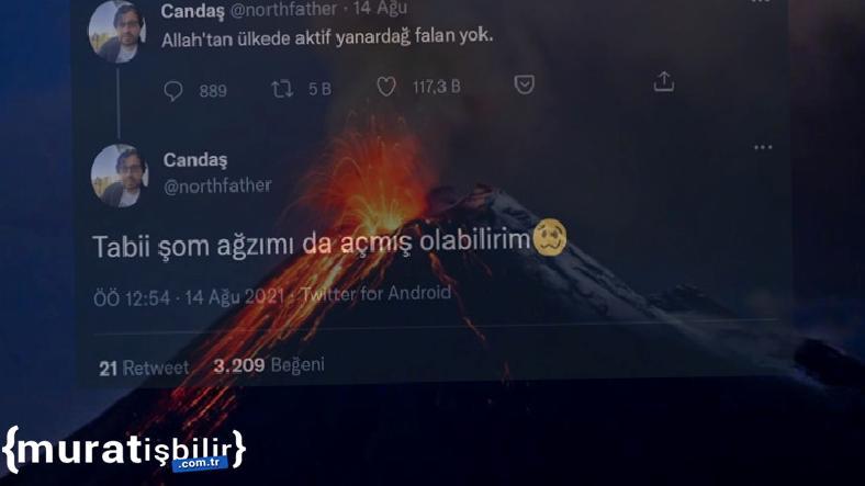 Türkiye'de Volkan Patlama İhtimali Nedir?