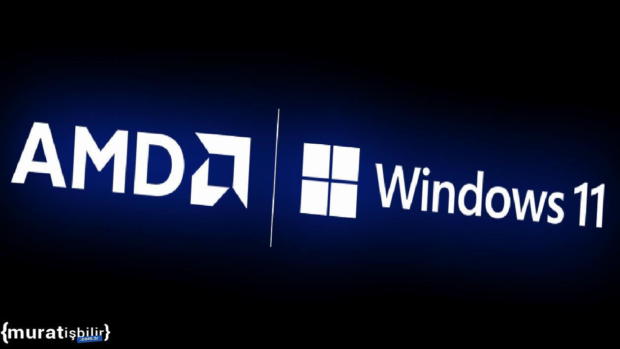 Windows 11 Uyumlu AMD Adrenalin 21.10.1 Sürücüsü Çıktı