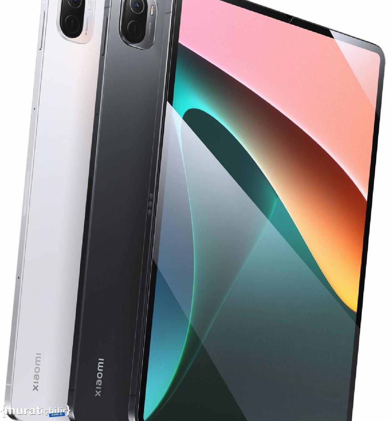 Xiaomi Pad 5 Türkiye'de Satışa Sunuldu