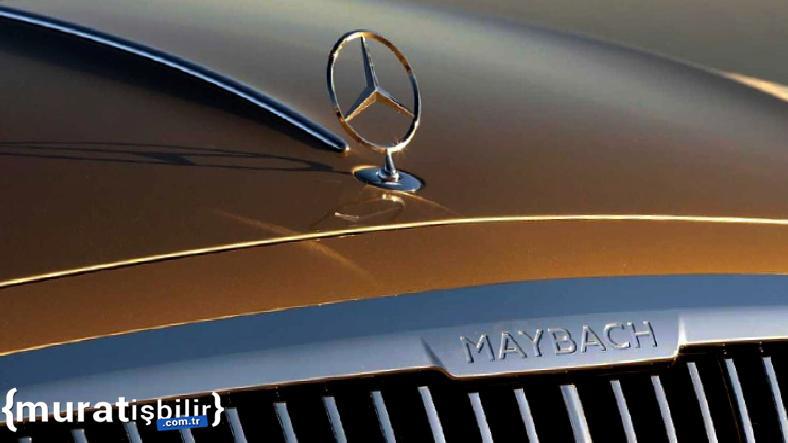 Yeni Mercedes-Maybach S-Serisi Türkiye'de Satışta