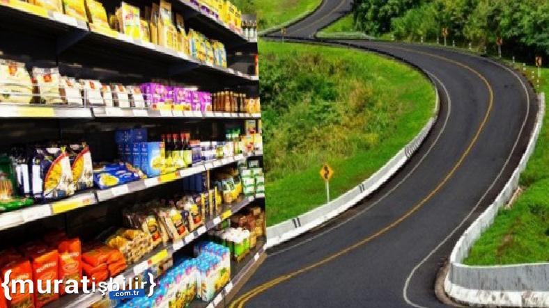 Zincir Marketler Şehir Dışında, Çevre Yollarında Açılacak