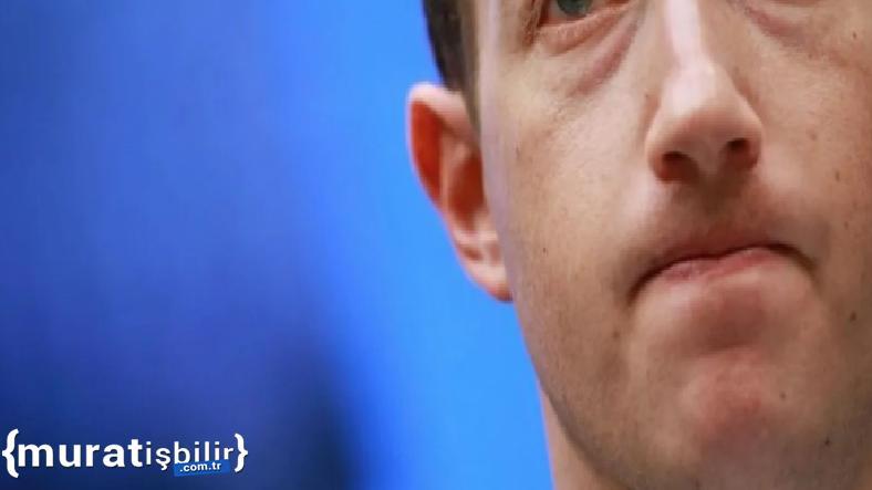 Zuckerberg'den Facebook İddialarına İlişkin Açıklama